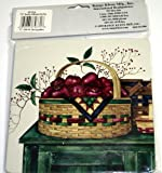 apple stove burner - Range Kleen HP77CA Basket Design Hot Pad, Set of 2