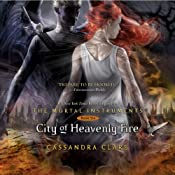 City of Heavenly Fire: The Mortal Instruments, Book 6 | Cassandra Clare