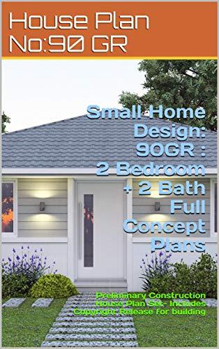 Amazon Com Small Home Design 90gr 2 Bedroom 2 Bath Full