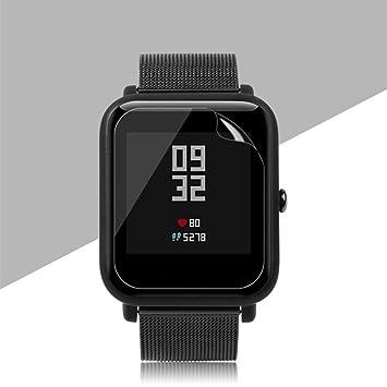 YUYOUG - Protector de pantalla para Xiaomi Smartwatch (2 ...