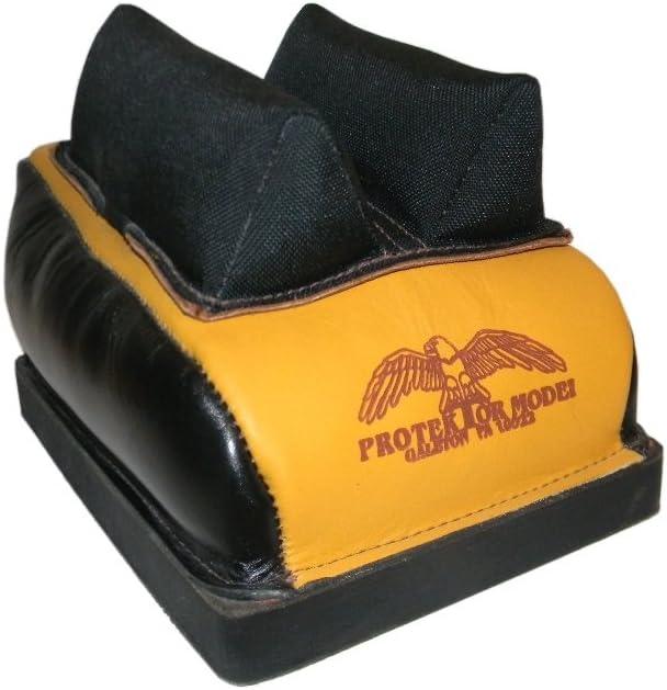 Protektor Model Dr. Bag with Mid. Cordura Ear T.S. Between Ears Rear Benchrest Bag, 1 2-Inch