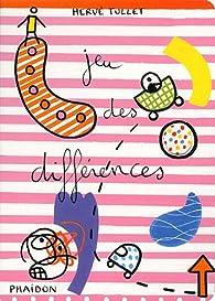 Jeu des différences par Hervé Tullet