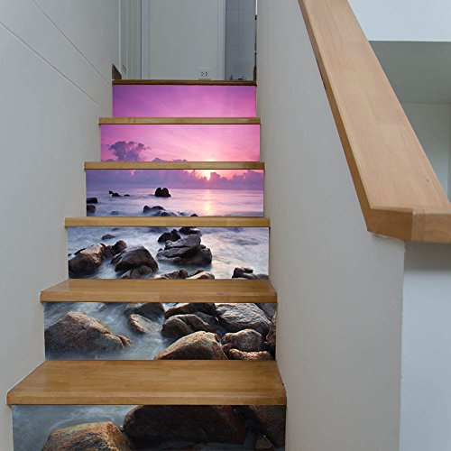 Ghaif Steps to the beach decor ideas home decorating the corridor stairs to the 10018cm6 Chip