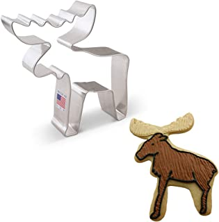 """product image for Ann Clark Cookie Cutters Moose Cookie Cutter, 3.25"""""""