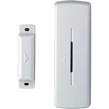 Heidemann HX - Detector inalámbrico de apertura de puertas y ventanas: Amazon.es: Electrónica