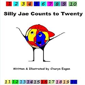 Silly Jae Counts to Twenty Audiobook