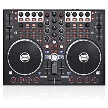Reloop Terminal Mix 2 Controller Bundled with  Serato DJ Intro, Black (TM2)