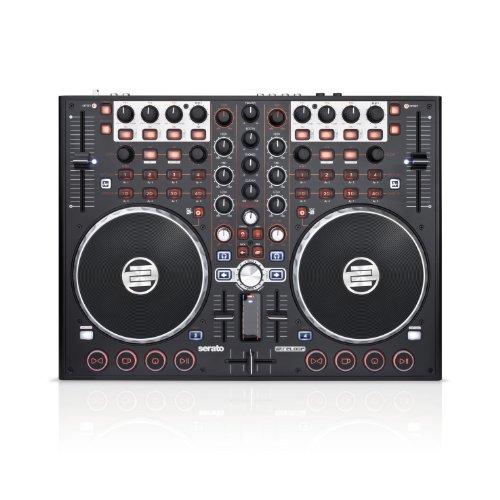 Reloop Terminal Mix 2 Controller Bundled with Serato DJ Intro, Black (TM2)