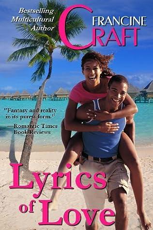 book cover of Lyrics of Love