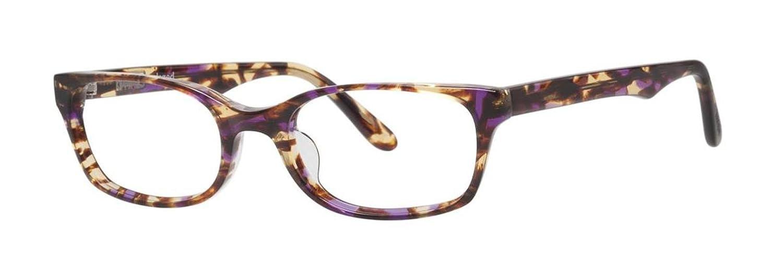 KENSIE Eyeglasses DAZED Purple 49MM