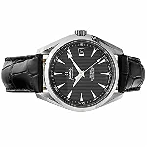 Omega Seamaster automatic-self-wind mens Watch 231.13.42.21.06.001 (Certified Pre-owned)