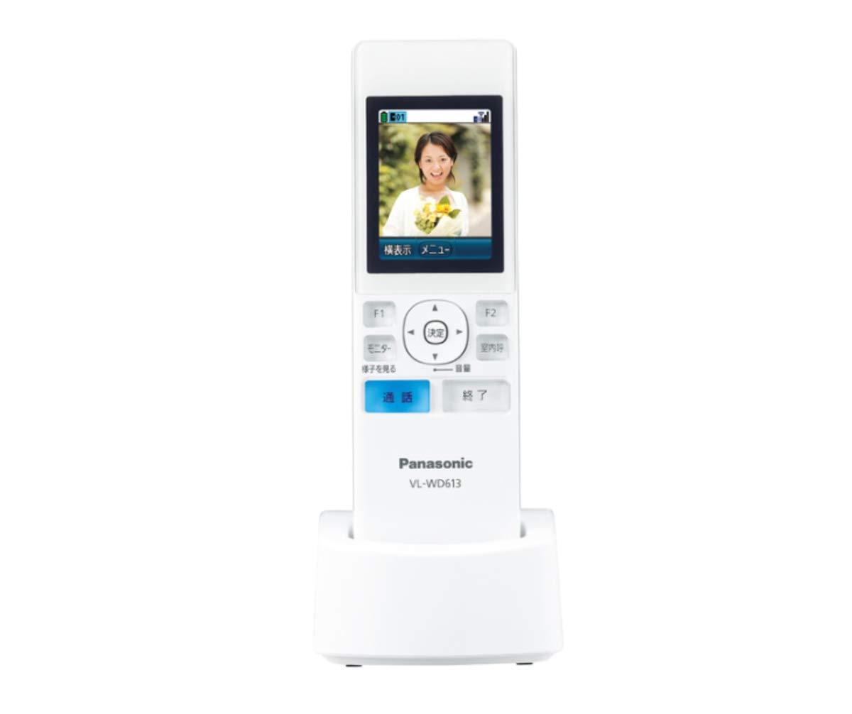 パナソニック パナソニック ワイヤレスモニター子機Panasonic B014A4RQC6 VL-WD613 B014A4RQC6, AJIOKA:0edefda0 --- grupocmq.com