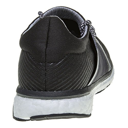 Adizero night Noir Adios Adidas Chaussures tech Silver Black Femme core Fitness De Met Grey F13 zdaqwd