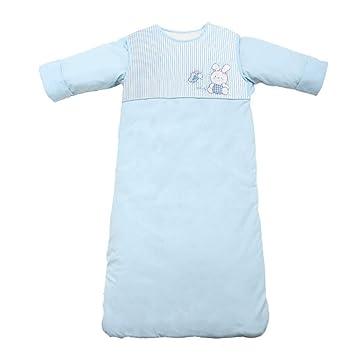 ZLMI Saco De Dormir para Niños De Algodón Multiusos Bolsa De Dormir Infantil S/M/L (Apto para 0-5 Años De Edad): Amazon.es: Deportes y aire libre
