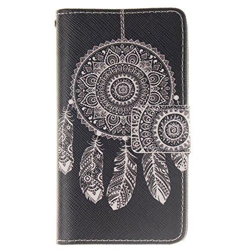 Beautiful & practical Búho patrón caja de cuero con el titular y ranuras para tarjetas y cartera para Sony Xperia Z4 Compact / Z4 Mini ( SKU : S-MLC-4567G ) S-MLC-4567F