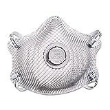 Moldex® Medium/Large N99 Disposable Respirator With Exhalation Valve And Dura-Mesh® Shell - NIOSH 42CFR84