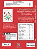 A World of Christmas -- Holiday Songs, Carols, and Customs from 15 Countries: A Global Songbook or Program for Unison and 2-Part Voices (Teacher's Handbook), Book (100% Reproducible)