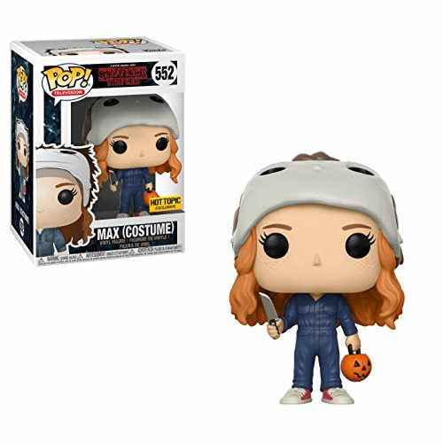 Funko Pop! Television Stranger Things Max #552 (Costume)