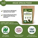 1-Organic-Spirulina-Powder-Purest-Source-Maximum-Nutrient-Density-Vegan-Protein-USDA-Certified-FREE-Recipe-Book