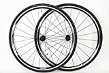 700c tires and rims - Shimano RS010 Road Bike Wheels Wheel Set 8 9 10 11 Speed 700c Rims + FREE Continental Tires Tubes