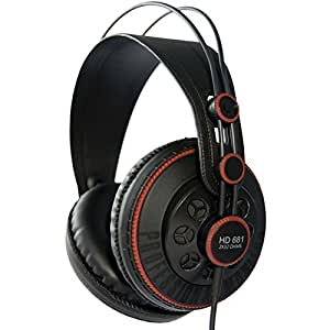 Amazon.com: Superlux HD 681 Dynamic Semi-Open Headphones