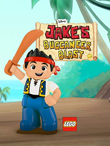 LEGO Jake & The Neverland Pirates: Jake's Buckaneer Blast