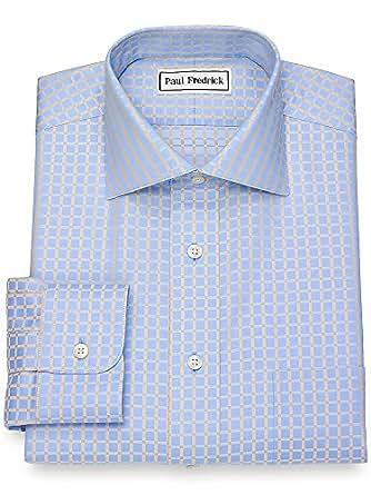 Paul Fredrick Men's Silk, Cotton \ Cashmere Turtleneck Sweater