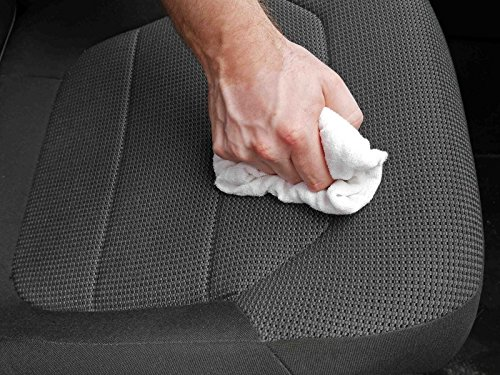 COLOURLOCK Alcantara & Fabric Cleaning & Protector Kit to Clean and Waterproof You Fabric car Interior and Furniture by Colourlock (Image #4)