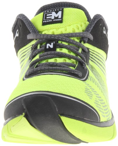 PI Shoes EM Road N 1 Black/Screaming Yellow 13.0