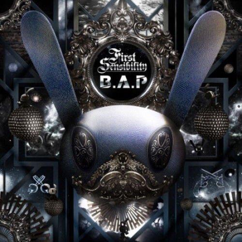 B.A.P BAP the 1st Album FIRST SENSIBILITY CD + Folded Poster + Photocard K-POP