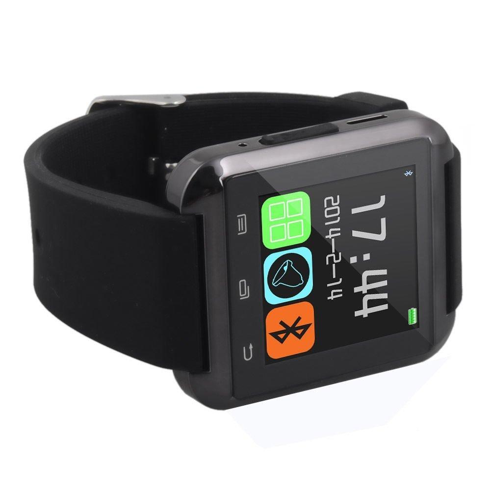 GroMate U8 Bluetooth V3.0 Smart Watch Inteligente Reloj Teléfono Compañero Pantalla tactil capacitiva para Smartphones IOS Apple iphone 4/4S/5/5C/5S ...
