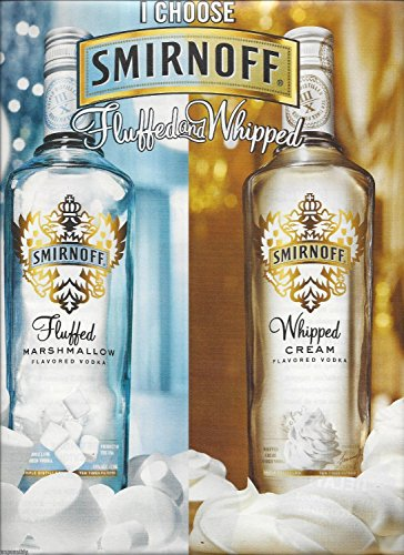 print-ad-for-smirnoff-vodka-fluffed-whipped-2012-print-ad