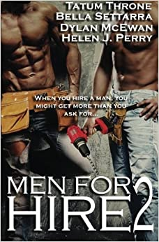Book Men for Hire 2: Anthology: Volume 2 by Tatum Throne (2016-04-30)