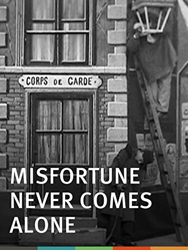 Misfortune Never Comes Alone