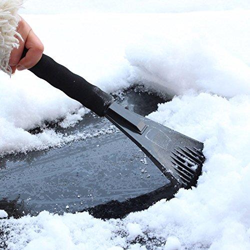 Portable Sponge EVA Handle Snow Removaling Shovel Garden Car Ice Clean Sceaper Tool