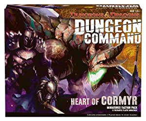 Dungeons and Dragons Command Heart of Comyr Board Game
