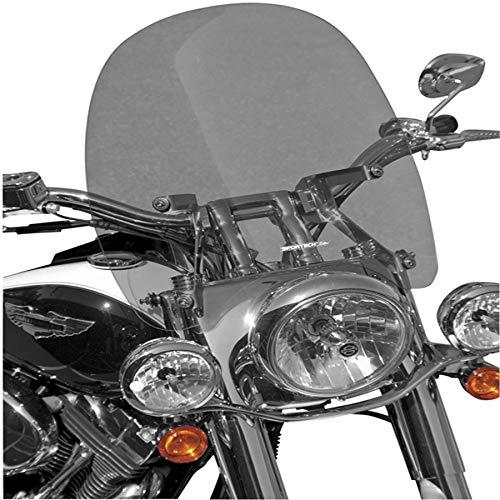 Cruise Series Windscreen for 1 1/4in. Bars - 15in./Tint 2006 Harley Davidson VRSCSE2 Screamin Eagle V-Rod 2 Street -