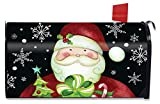 Briarwood Lane Here Comes Santa Christmas Magnetic Mailbox Cover Presents Holiday Standard