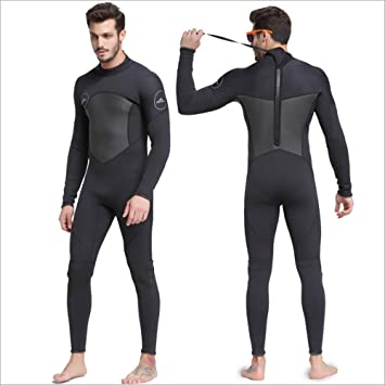 Amazon.com: Sbart - Traje de neopreno para hombre, 0.118 in ...
