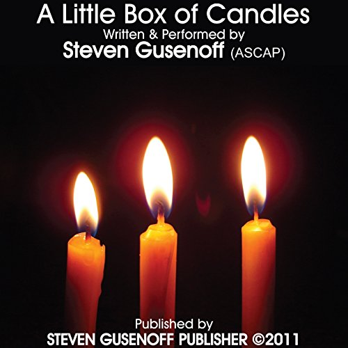A Little Box of Candles (Candle Box Songs)
