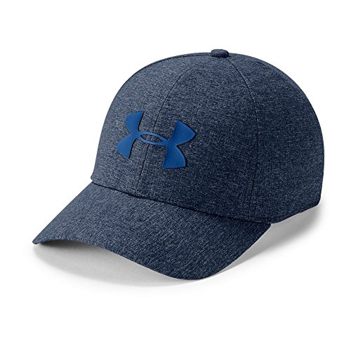 - Under Armour Men's Coolswitch Av 2.0 Cap, Academy (411)/Royal, Medium/Large