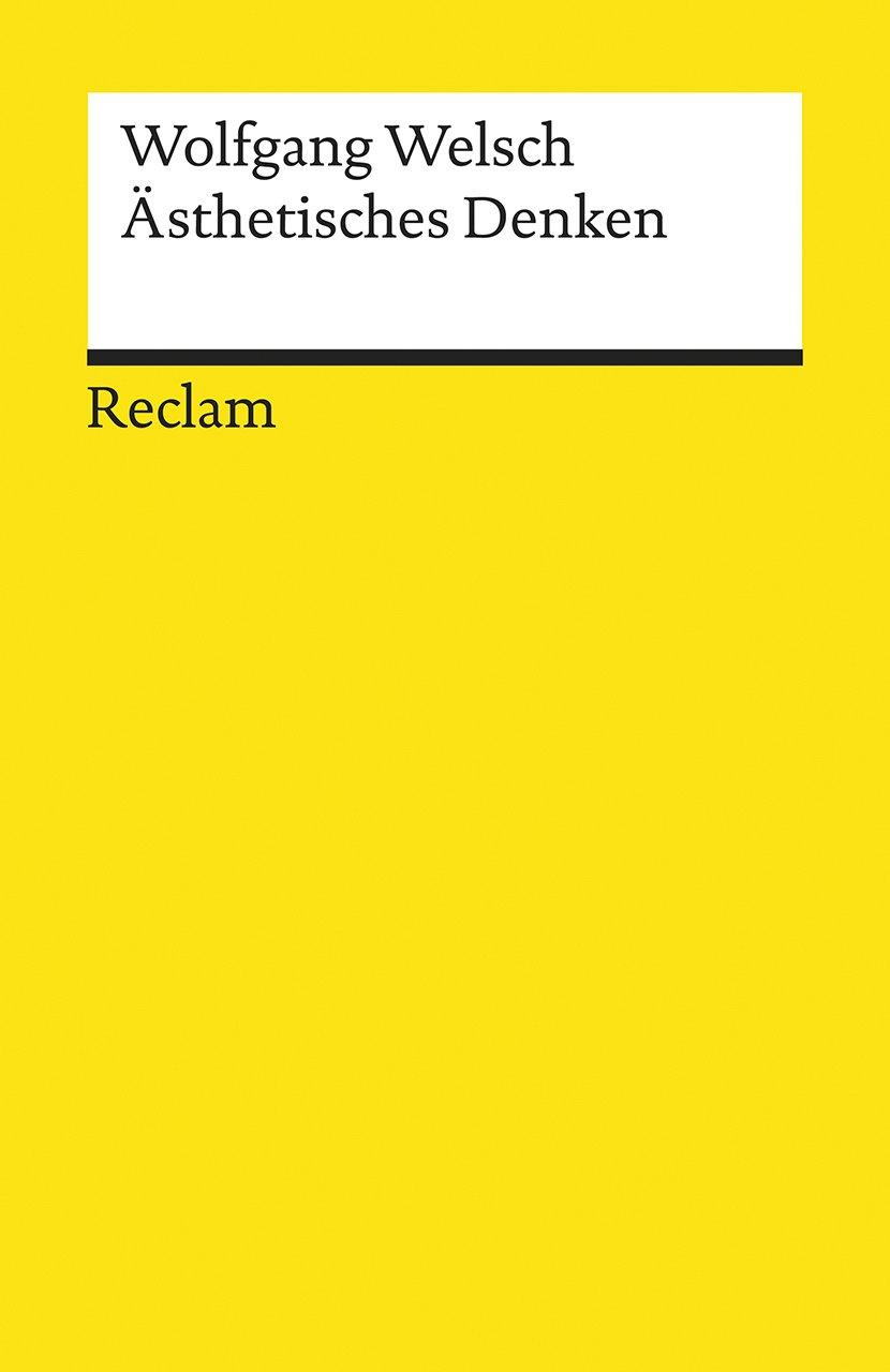 Ästhetisches Denken Reclams Universal-Bibliothek: Amazon.de ...