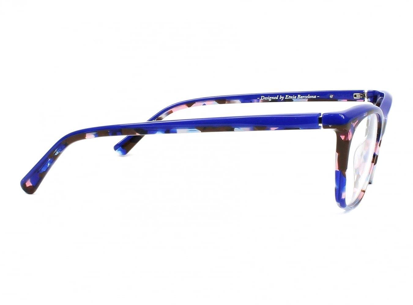 78b275fcb6 Amazon.com  Etnia Barcelona frame (GALWAY HVBL) Acetate Havana - Blue   Clothing