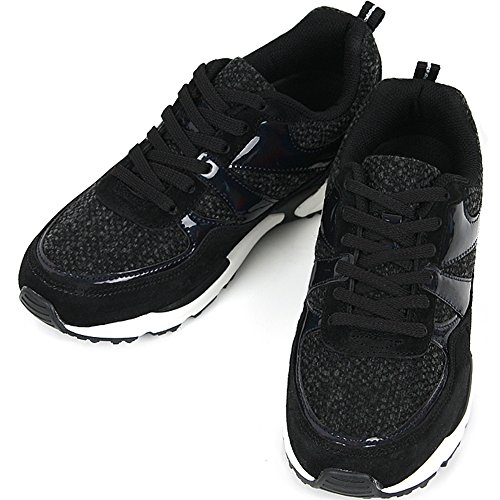 Brand New Casual Athletic Shoes For Women Fashion Sneakers - Gym Fitness Crossfit Tennis Sports Running Walking Training Cross Trainer Black Zceou4Zv