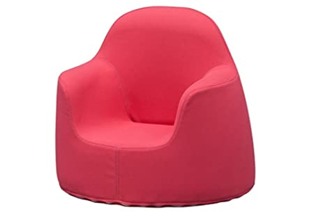 Iloom Infant Kids Children Sofa Basic Type(Cloth Finish) Red Aco
