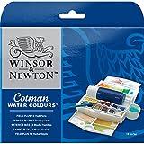 Winsor & Newton Cotman Water Color Field Plus Set