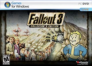 Fallout 3 Collector's Edition (B0016BVYDY)   Amazon price tracker / tracking, Amazon price history charts, Amazon price watches, Amazon price drop alerts