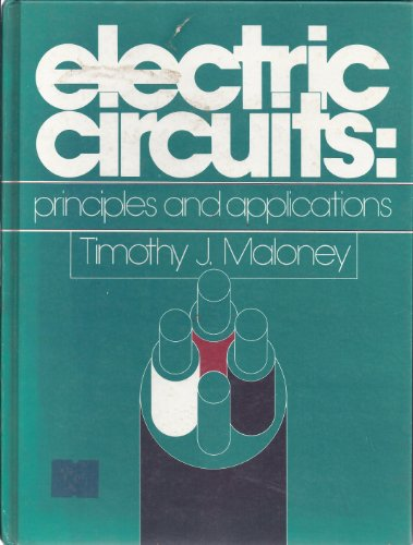 Electric circuits: Principles and applications