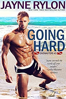 Going Hard (Divemasters Book 3) by [Rylon, Jayne]