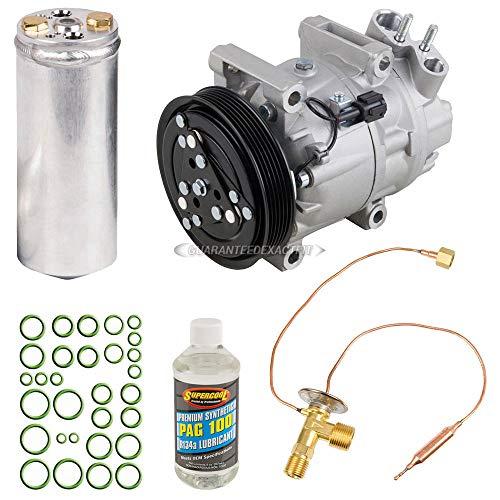 AC Compressor w/A/C Repair Kit For Nissan Maxima & Infiniti I30 - BuyAutoParts 60-80188RK New (I30 Infiniti A/c Compressor)